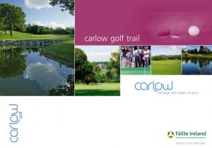 Carlow Golf Trial