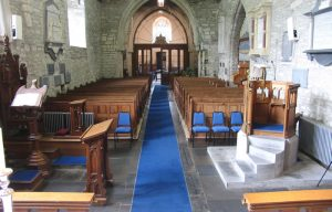 St Laserian's Cathedral, Old Leighlin