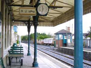 Carlow Train Station