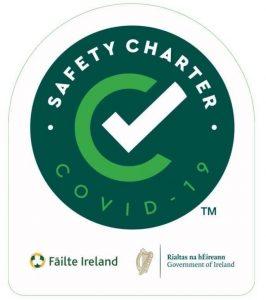 Failte Ireland covid safety charter